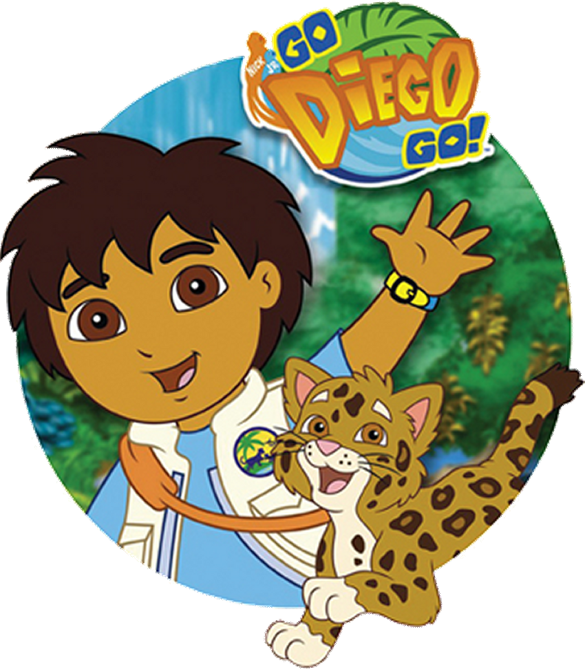 Go Diego Go: Free Party Printables.