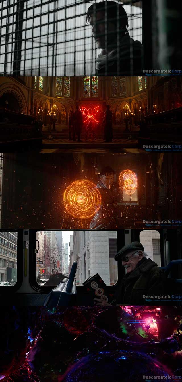 Doctor Strange Hechicero Supremo (2016) HD 1080p Español Latino