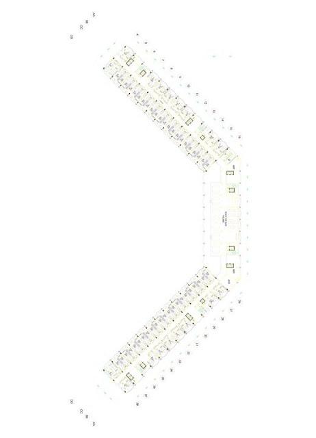 Mặt bằng thiết kế tầng 8