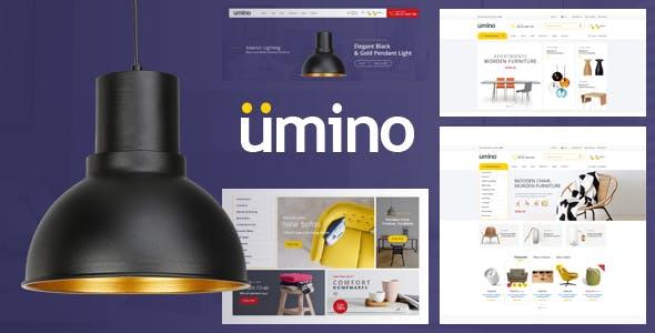 Umino v1.0 - Furniture & Interior for WooCommerce WordPress