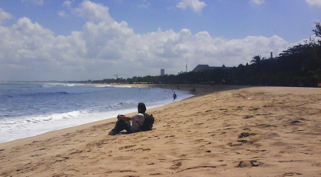 Traveling | Pantai Kuta