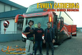 FAMILY GATHERING DI GRAFIKA CIKOLE LEMBANG