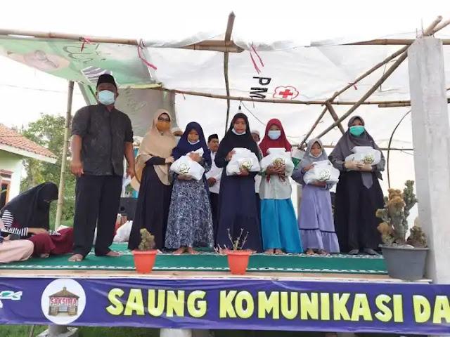 Pemuda Tambun Kolar Bangun Saung Komunikasi dan Silaturahmi Bersama (SAKSIMA)
