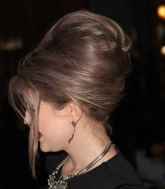 How to Do an Easy Bouffant Vintage Hair Style
