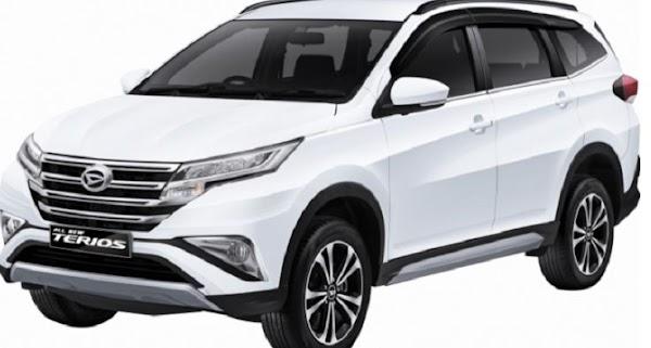"""Daihatsu Luncurkan Terios Baru, Dilengkapi Fitur """"Eco Idle"""""""