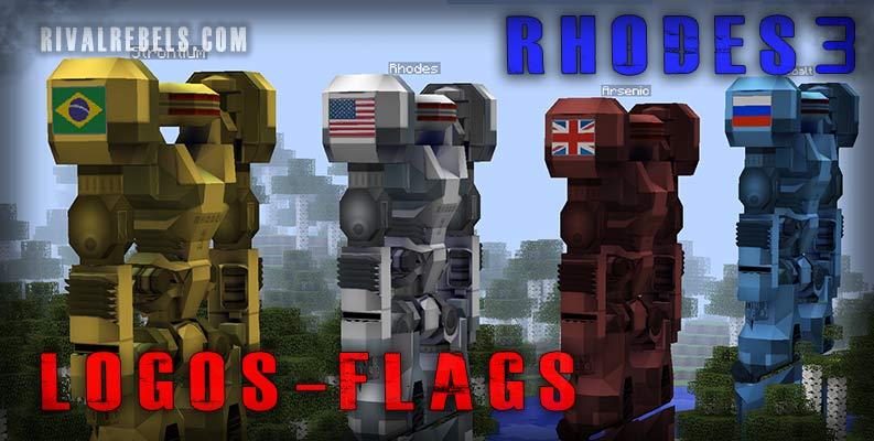 Rival Rebels: Boss Robot Mod in Minecraft