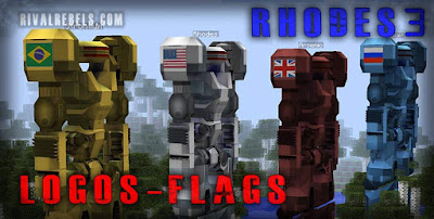 RR Robot Flag Icons Tutorial
