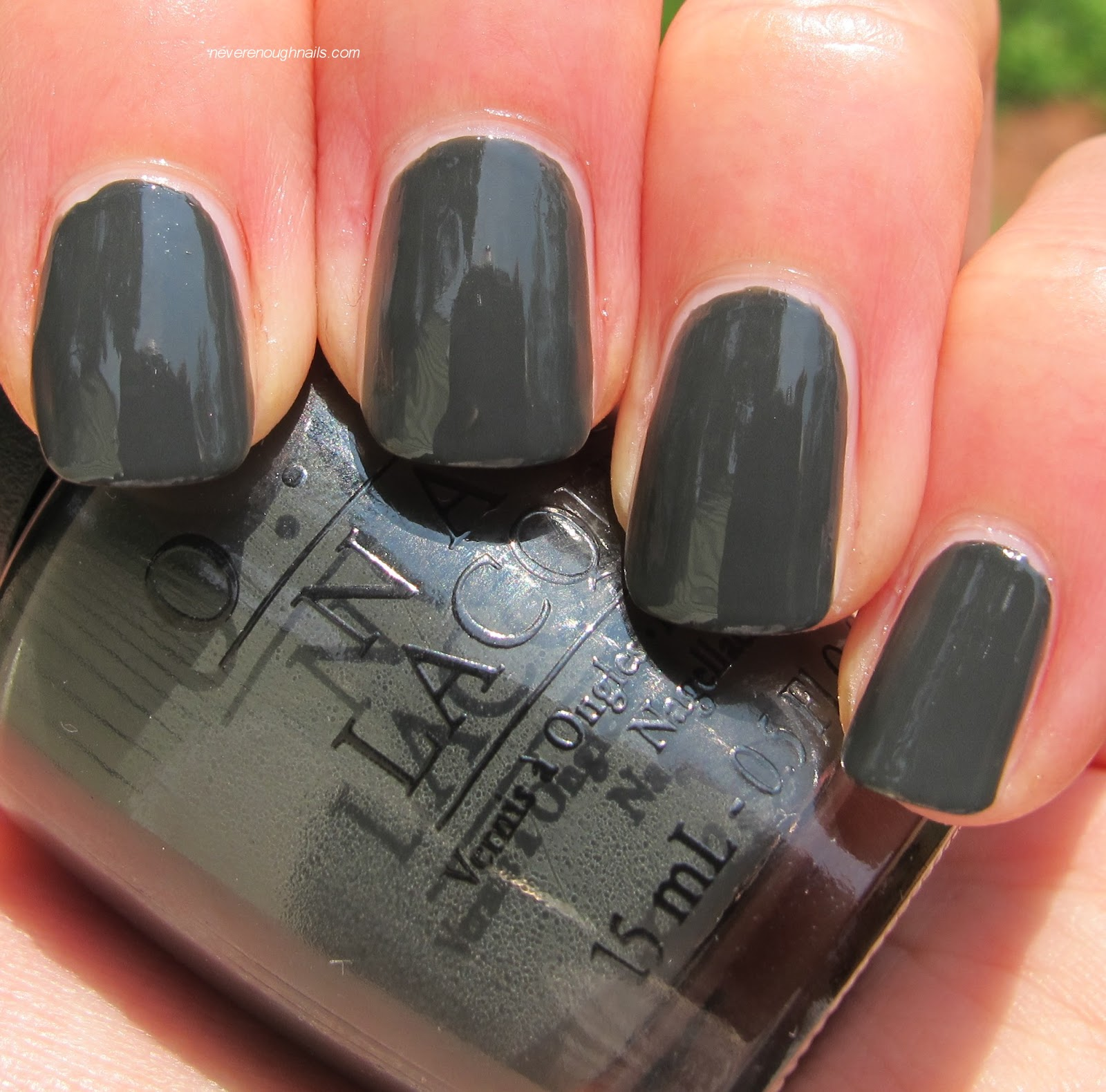 Never Enough Nails: OPI Germany Part 2!!