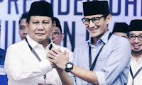 TPS 1 Jatiwangi Prabowo Sandi Menang Telak