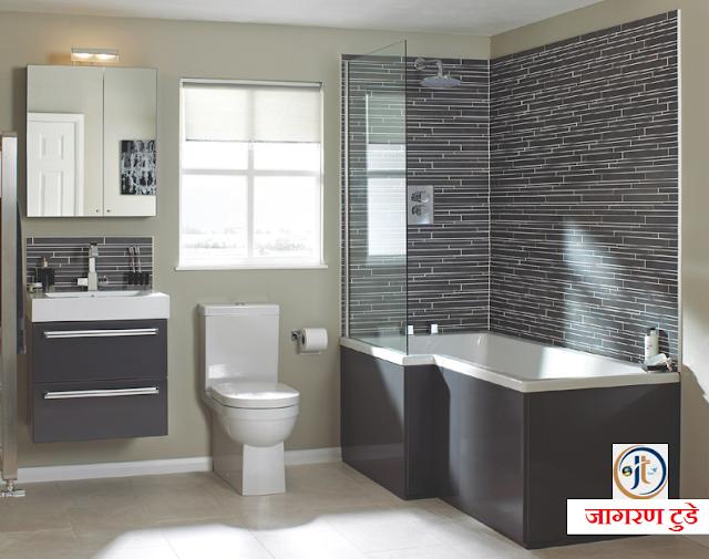 Kaisa or Kahan ho Bhavan ka Bathroom