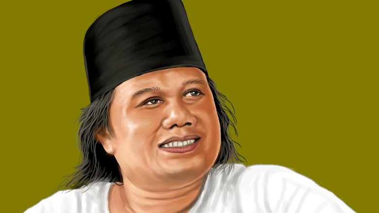Gus Muwafiq Kagum Ada Dokter Kenthir Undang Ceramah Pengajian
