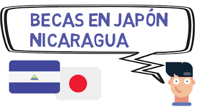 Becas en Japón para Nicaragua