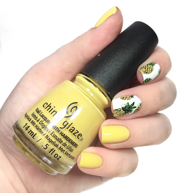 China Glaze Pineapple