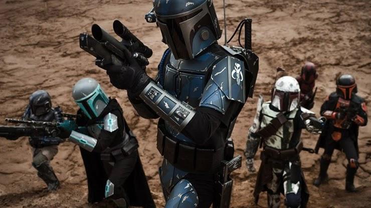 Мандалорцы Звездные войны