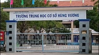 Bán đất ngay trường Hùng Vương