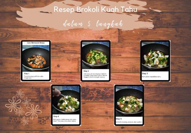 ide masak dengan Yummy App