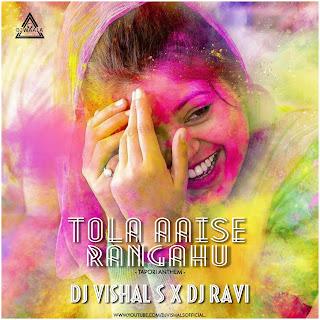 TOLA AAISE RANGAHU - HOLI REMIX - DJ VISHAL S X DJ RAVI