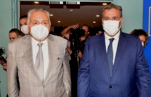 المفاوضات: أخنوش يفتتح الجولة الثانية باستقبال بن عبد الله