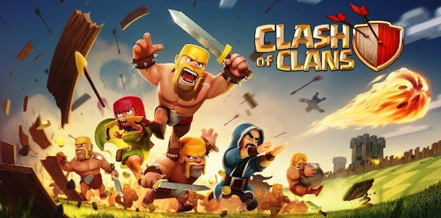 تحميل Clash of Clans Apk مهكرة للاندرويد