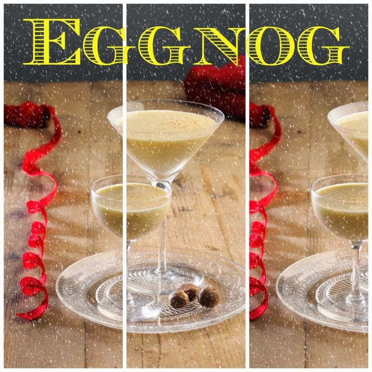 Eggnog: One Of My Favourite Tipples At Christmas