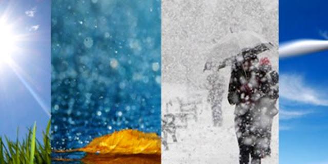 توقعات مديرية الأرصاد لطقس يوم غد الإثنين