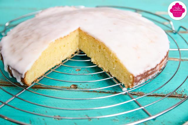 Gâteau Nantais - Recette traditionnelle - gros plan