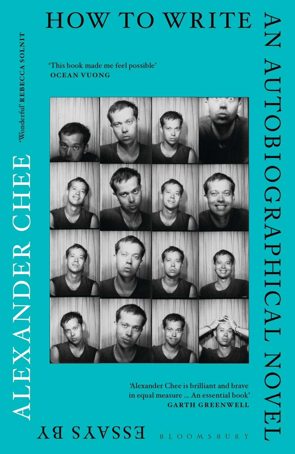 How To Write An Autbiographical Novel by Alexander Chee