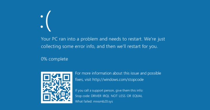 Windows SMB Zero-Day Exploit Released in the Wild after Microsoft delayed the Patch
