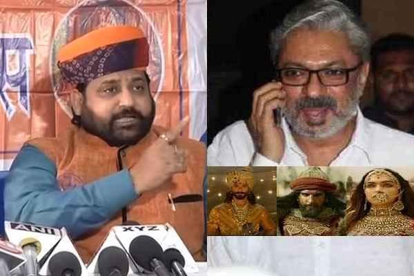rajput-karni-sena-destroy-cinemaghar-who-release-padmavati-film