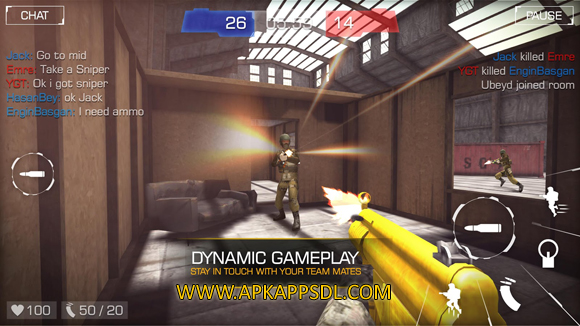 Download Bullet Party CS 2 GO STRIKE Apk Mod v1.1.3 Full Version 2016