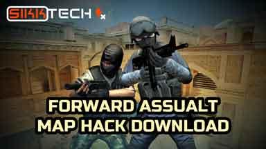 forward assault map hack