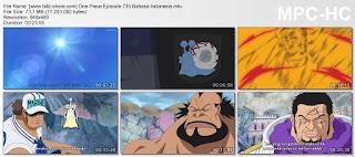 One Piece Episode 735 (Belum Pernah Terjadi Sebelumnya! Keputusan Mengejutkan Laksamana Fujitora!) Bahasa Indonesia
