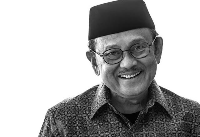 Bacharuddin Jusuf (BJ) Habibie, Presiden ke-3 RI