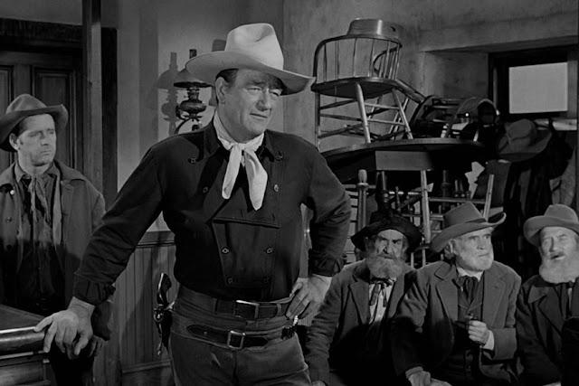 El rudo legado de John Wayne