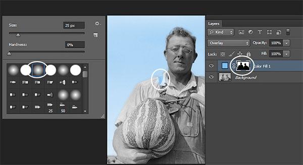 Как сделать картинку старой в фотошопе, картинки
