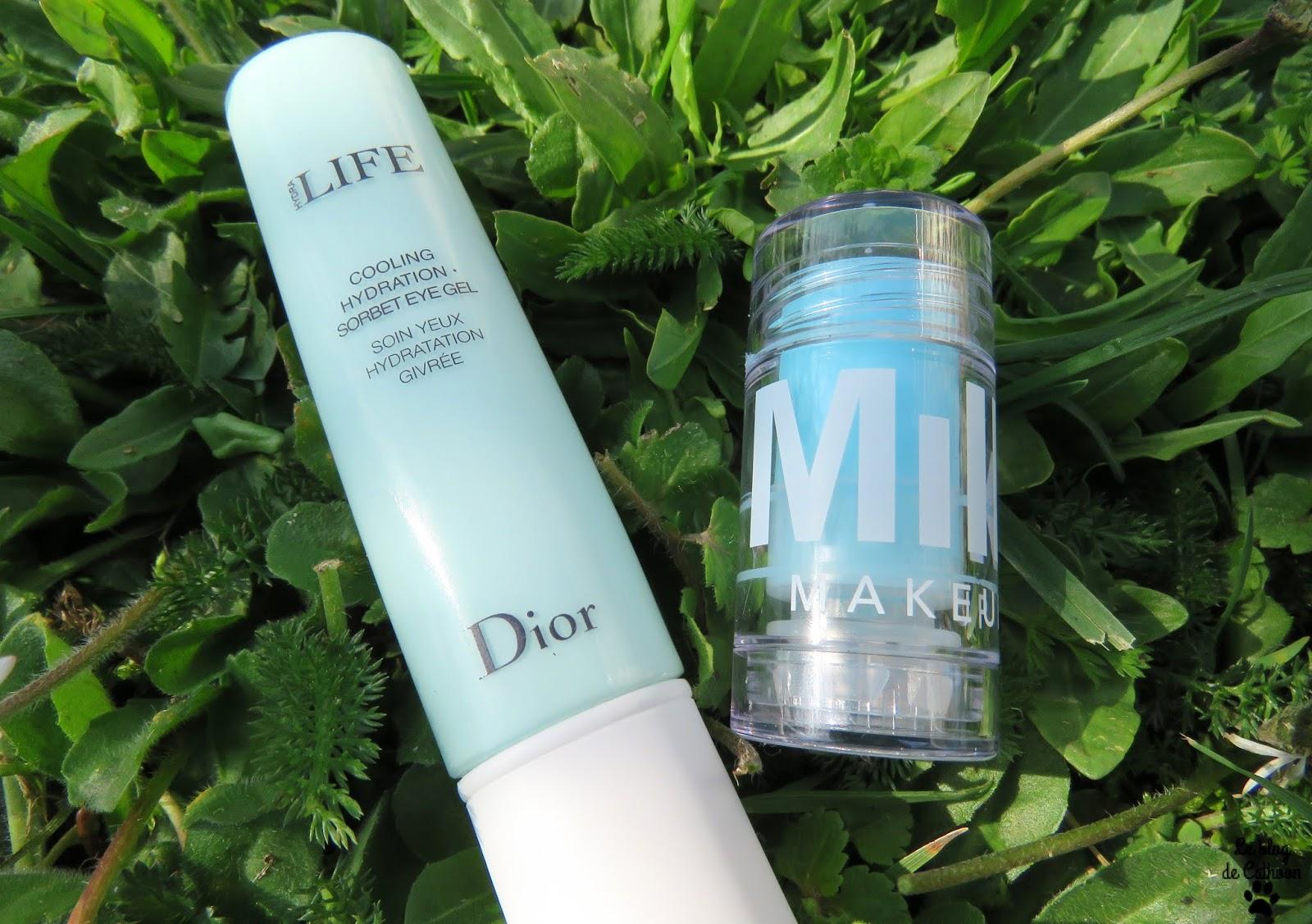Milk Makeup dupe de Hydra Life de Dior