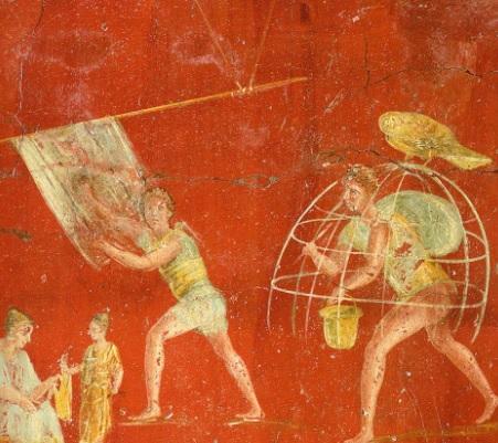 Dashuri, Gjak dhe historia e lashtë e ngjyrës së Kuqe