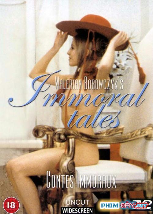 Những Câu Chuyện Phi Luân - Contes immoraux (1990)