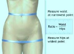 cómo tienen que medir cada perímetro