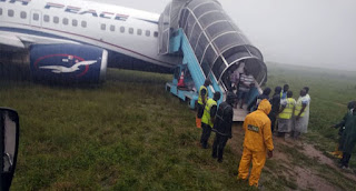 Breaking!!!: Plane Crash Successfully Prevented In Port Harcourt