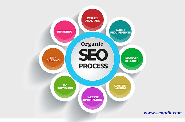 Organic SEO Ingredients