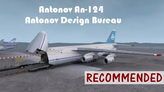 ats real plane livery for antonov at albuquerque airport