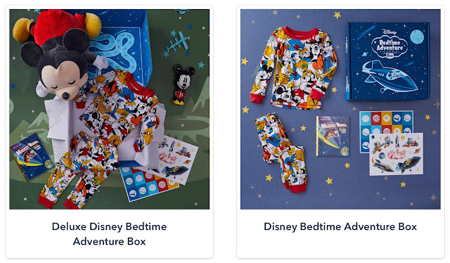 Mickey Disney Bedtime Adventure Box