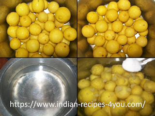 How to Make South Indian Lemon Pickle