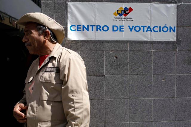 EN FOTOS: La desolación en los centros de votación #9Dic