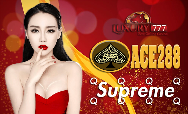 Link Alternatif Luxury777 QQSupreme ACE288 Official