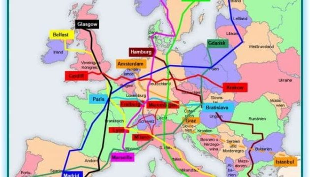 New European highways for better holidays
