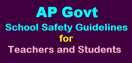 Students Safety Guidelines for all School Going Students and Teachers /2019/12/students-safety-guidelines-for-all-schools-teachers-students.html
