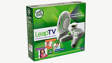 LeapTV Product Review {Promotional Post}