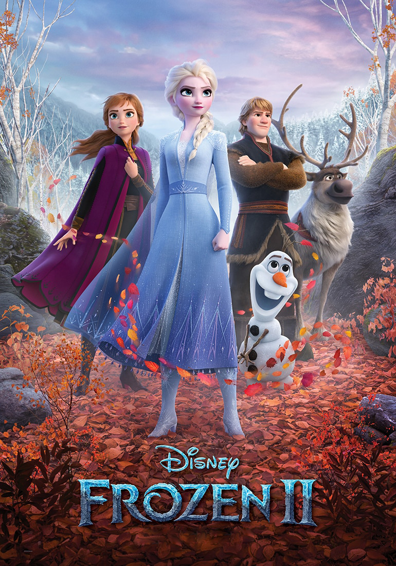 Frozen II [2019] [DVD9] [NTSC] [Latino]